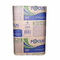 Полотенца бум. focus extra z-слож.250штx12
