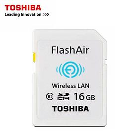 Карта памяти Toshiba 8ГБ FlashAir W-02