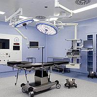 Оснащение операционных