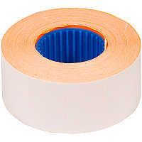 Этикет-лента OfficeSpace, 26*16мм, прямоугольная, оранжевая, 800 этикеток (арт. 259767)