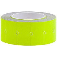Этикет-лента OfficeSpace, 21*12мм, желтая, 500 этикеток (арт. 205702)