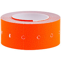 Этикет-лента OfficeSpace, 21*12мм, оранжевая, 500 этикеток (арт. 205706)