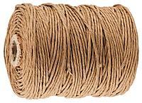 Шпагат STAYER упаковочный, бумажный, коричневый, 60м (арт. 50130-060)