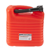Канистра для топлива, пластиковая, 10 литров STELS (арт. 53122)