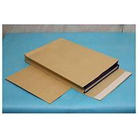 Пакет почтовый крафт E4 280х400х40 мм стрип, объемный (арт. 064392)