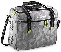 MobiCool MB32 DC, Grey термоэлектрическая сумка-холодильник, цвет серый (арт. MB32 DC)