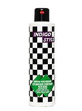Шампунь 1л укрепляющий для иммунной стимуляции роста волос с термальной водой и экстрактом шишек серия INDIGO