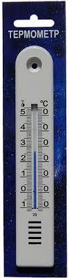 Термометр бытовой сувенирный ТБК-3 (-10...+50) цена деления 1, основание-дерево