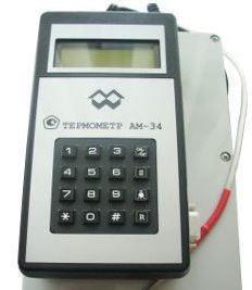 Термометр почвенный АМ-34