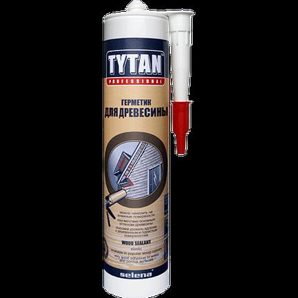 TYTAN герметик для древесины ель, фото 2