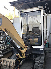 Мини экскаватор Yanmar B27