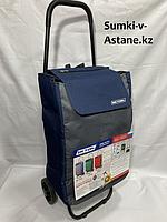 Продуктовая сумка-тележка на к...