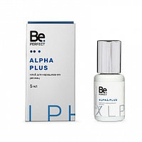 Клей для наращивания ресниц Be perfect Alpha plus -5 ml