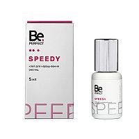 Клей для наращивания ресниц Be perfect Speedy 5 ml