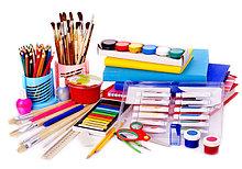 Канцтовары и товары для творчества