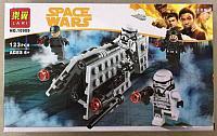 Конструктор Lari Space Wars 10909 Боевой набор имперского патруля