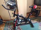 Велотренажер Spin Bike JK300, фото 4