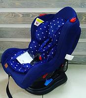 Автокресло Lorelli Jupiter 0-25 Dark Blue Crowns 2016
