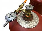 Устройство и комплектующие газового баллона