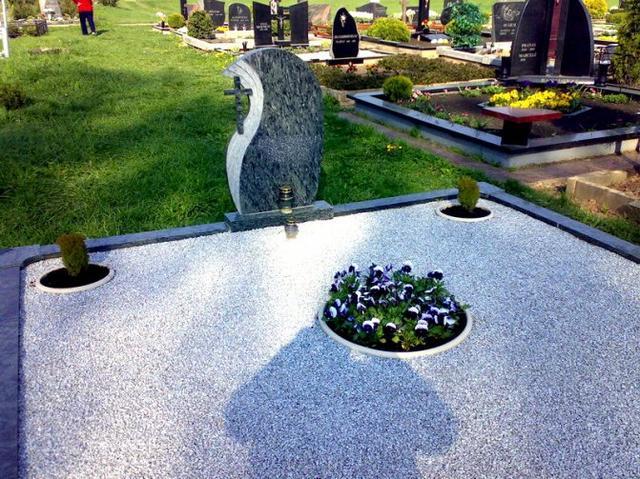 облагораживание могил плитами цена