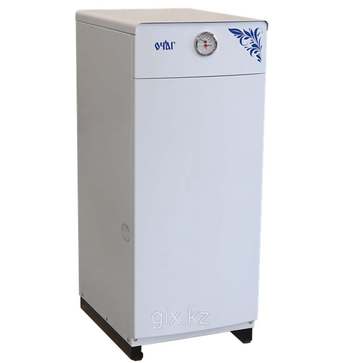 """АОГВ - 11.6E """"Очаг"""" Премиум (газовый клапан Sit630)"""