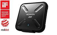 Жесткий диск SSD 256GB Adata ASD700-256GU31-CBK черный