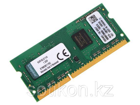 Память оперативная Kingston KVR16LS11/4, 4GB, фото 2