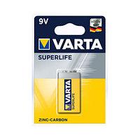 VARTA Superlife E-Block 9V - 6F22P (1 шт) батарейка (6F22P Superlife)