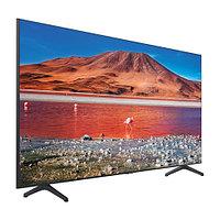 """Samsung 55"""" Crystal UHD 4K Smart TV TU7100 Series 7 телевизор (UE55TU7100UXRU)"""