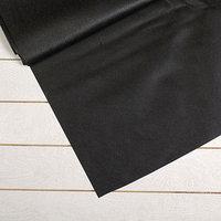 Материал мульчирующий, 10 x 1,6 м, плотность 80, с УФ-стабилизатором, чёрный, 'Агротекс'