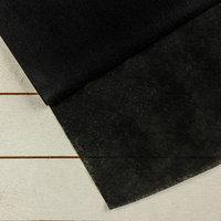 Материал мульчирующий, 5 x 1,6 м, плотность 60, с УФ-стабилизатором, чёрный, 'Агротекс'