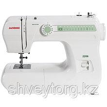 Бытовая швейная машина  Janome 2206