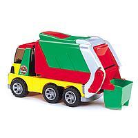Bruder машина мусоровоз Roadmax, фото 1