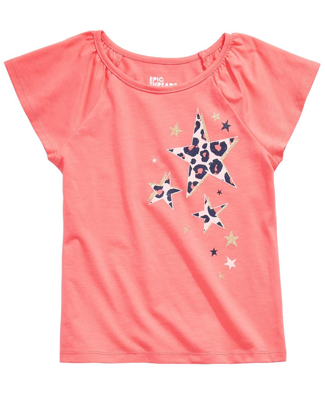 Epic Threads Детская футболка для девочек 2000000404523