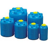 Емкость для воды или топлива 2000 л (пищевой пластик)