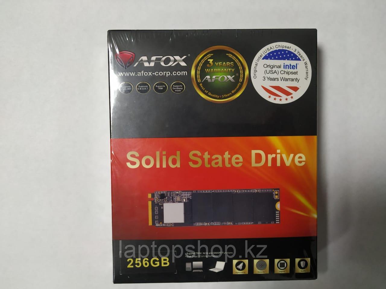 AFOX 256Gb SSD M.2 2280 NVMe AFOX ME300 256GN
