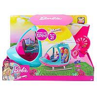 Игрушка Barbie Путешествие Вертолет FWY29