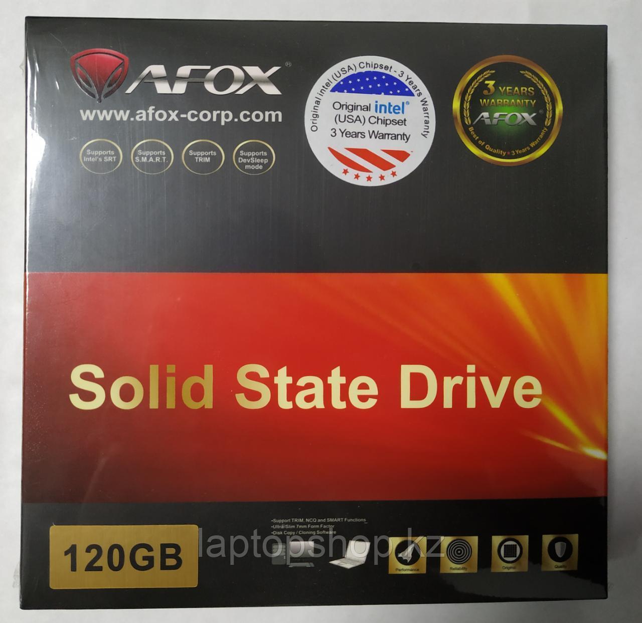 Afox 120GB, SSD диск M.2 NVMe AFM23T3BN1200G ME300 Intel