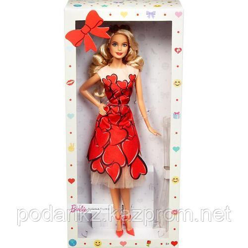 Barbie® коллекционная кукла в в красном платье