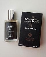 Масляные духи Paco Rabanne Black XS, 12 ml ОАЭ