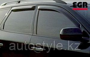 Дефлекторы боковых окон Nissan Murano 2002-2008 EGR