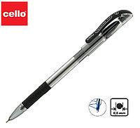 """Ручка шариковая Cello """"Techno Tip"""" чёрный стержень, 0.6мм"""