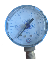 Манометр ТМ-210.Р 00 (0-2,5 МРа) О2