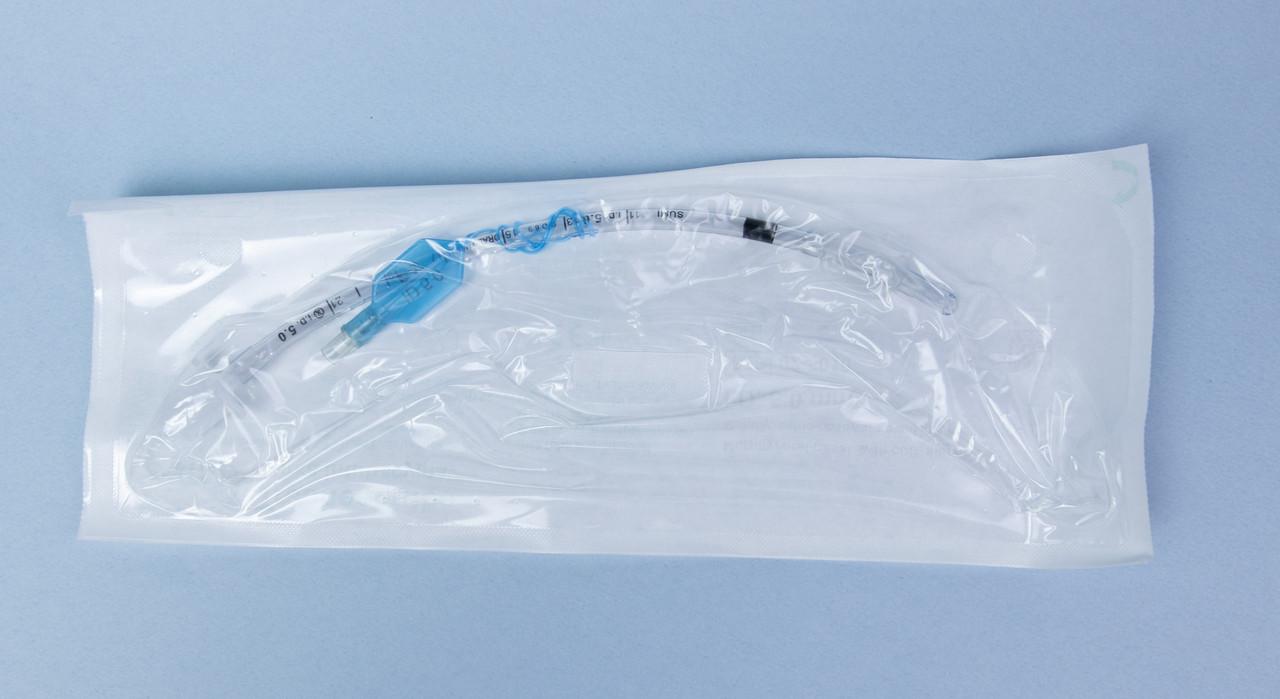 Эндотрахеальная трубка с манжетой №5.0 - фото 1