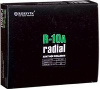 R-10А Пластырь кордовый 57х102мм 1 слой Rossvik (20 шт\упак)