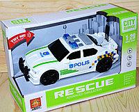 WY500E POLICE Полицейская машина, 3 функции 23*15см, фото 1