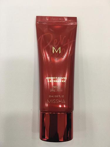 ВВ крем M Perfect Cover BB Cream RX (NO.25/WARM BEIGE)