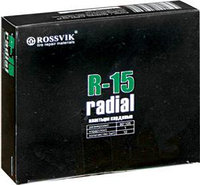 R-15 Пластырь кордовый 90х105мм 1сл Rossvik