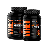 Протеин Optimeal - WheySource, 2,2 кг
