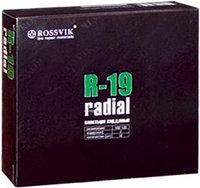 R-19 Пластырь кордовый 105х120мм 2сл Rossvik